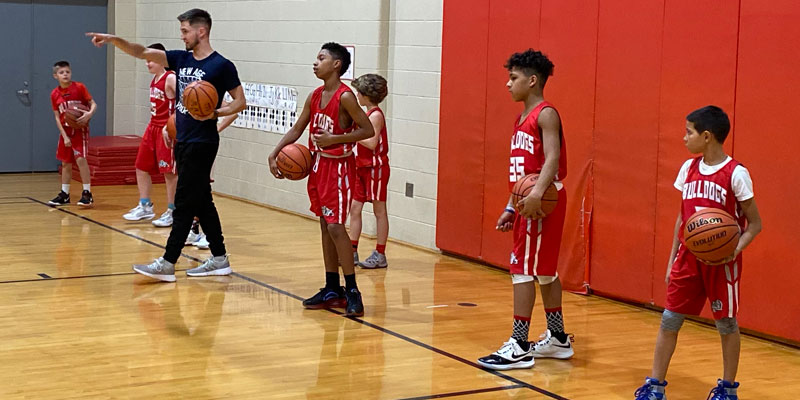 Elite Level Basketball Skills Training